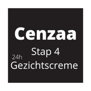 Stap 4: 24h Gezichtscrème